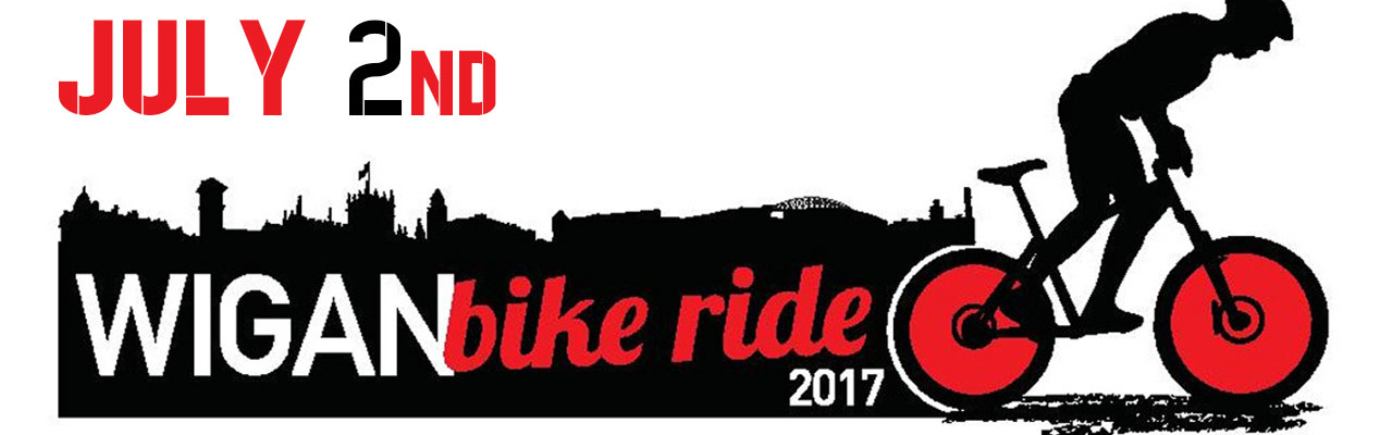 Wigan Bike Ride July 2nd