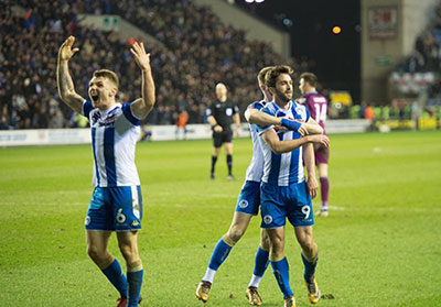 Wigan Athletic FA Cup ticket offer